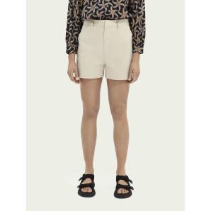 SCOTCH & SODA Abott organic cotton chino shorts 161591