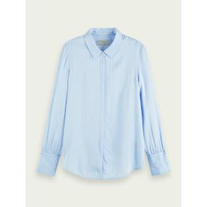 SCOTCH & SODA Regular fit long sleeve shirt 158871