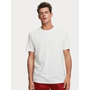 Scotch & Soda Jersey Crew Neck T-Shirt