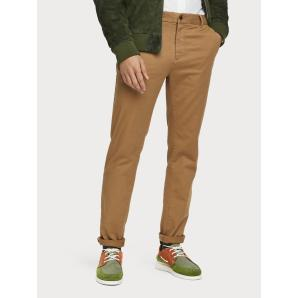Scotch & Soda Stuart - Garment Dyed Chinos  Regular slim fit 155052