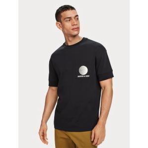 Scotch & Soda Relaxed Artwork T-shirt