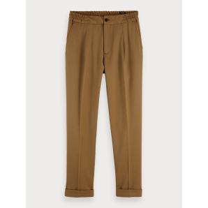 Scotch & Soda Blake - Wool Blend Trousers  Regular slim fit 155061