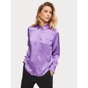 Scotch & Soda Silk Shirt 156029