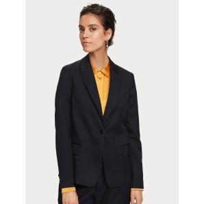 Scotch & Soda Classic Tailored Blazer 156093