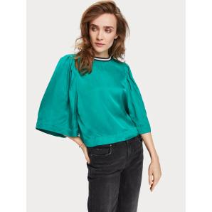Scotch & Soda Wide Sleeve Top 155932