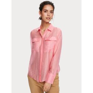 Sheer Pink Shirt 157401