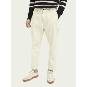 SCOTCH & SODA Fave canvas carpenter trousers 161836