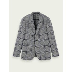SCOTCH & SODA Single-breasted structured blazer 160679