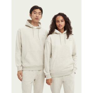 Scotch & Soda Unisex organic cotton hoodie