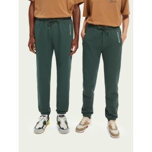 Scotch & Soda Unisex organic cotton  sweatpants
