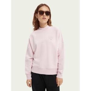 Scotch & Soda Loose-fit crewneck sweatshirt