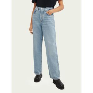 Scotch & Soda Loose-fit jeans — Imagine Blue