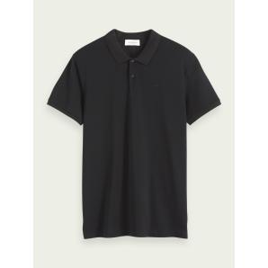 SCOTCH & SODA Organic cotton polo shirt 162863