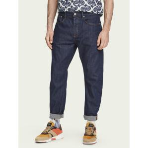 SCOTCH & SODA Dean - Blank Page  Loose tapered fit jeans 156741