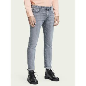 SCOTCH & SODA Ralston - Clock on Light  Regular slim fit jeans 156731