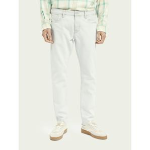 SCOTCH & SODA Ralston cropped organic cotton jeans - Spring Signal 159633