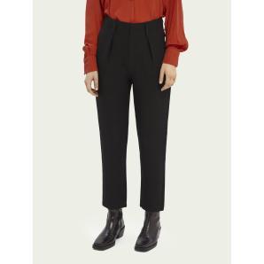 SCOTCH & SODA High rise tapered trousers 162484