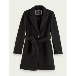 SCOTCH & SODA Tailored wool-blend jacket 159149