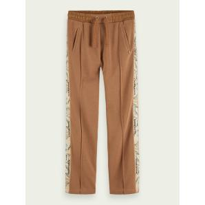 SCOTCH & SODA Sweatpants with side tape 159083
