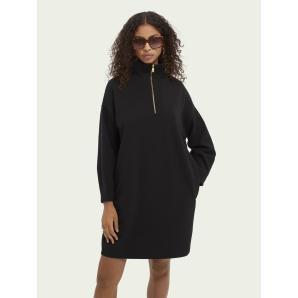 SCOTCH & SODA Oversized sweater dress 162504