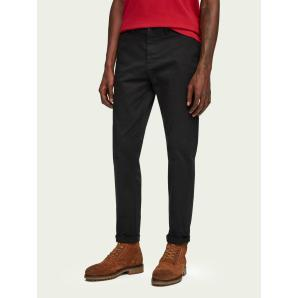SCOTCH & SODA Stuart - Stretch Cotton Chinos  Regular slim fit 153649