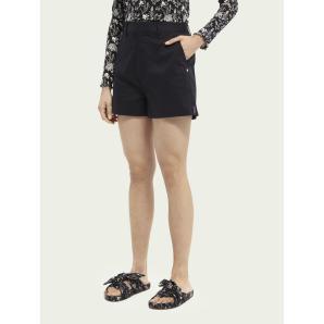 SCOTCH & SODA Abott organic cotton chino shorts 161588