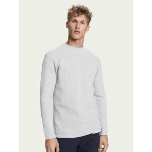 SCOTCH & SODA Pure cotton lightweight sweatshirt 156775