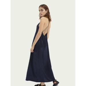 SCOTCH & SODA Jacquard summer slip dress 161522