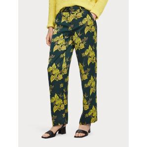 Scotch & Soda Silky Wide Leg Trousers 156384