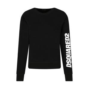 Dsquared2 large logo sweatshirt D8MG02540