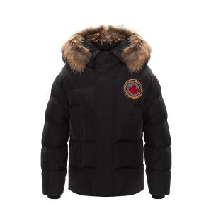 DSQUARED2 quilted down jacket S74AM1073