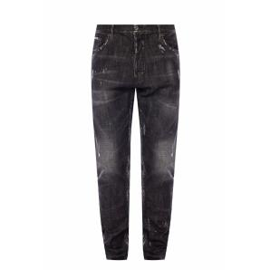 DSQUARED2 BLACK SEXY MERCURY JEANS S71LB0664S30357-900