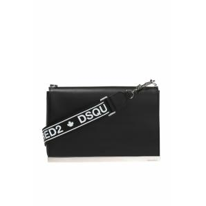 DSQUARED2 BRANDED SHOULDER BAG SDW0007 01501155-2124