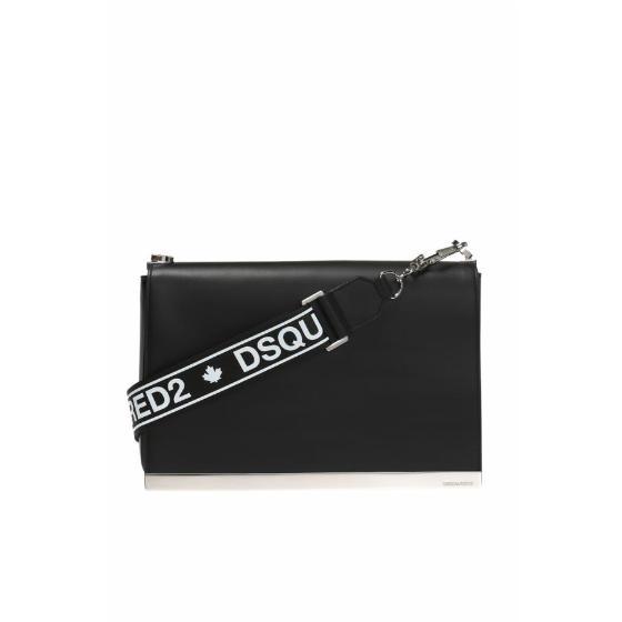 DSQUARED2 BRANDED SHOULDER BAG SDW0007 01501155-2124-0