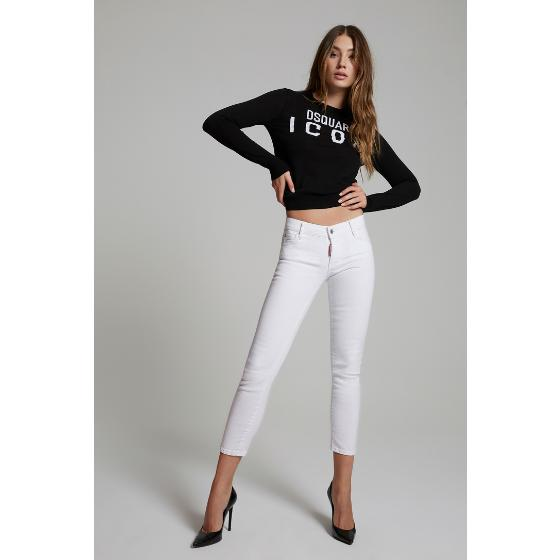 Dsquared2 jennifer cropped jeans S80LA0004-0