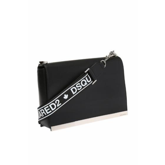 DSQUARED2 BRANDED SHOULDER BAG SDW0007 01501155-2124-1
