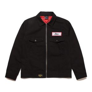 HUF zero twill mechanic jacket JK00303