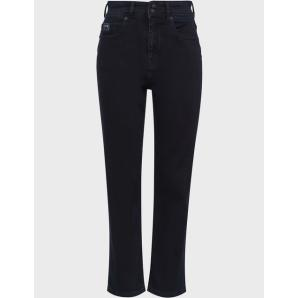 VERSACE JEANS high-rise straight legs jeans 71HABCT0