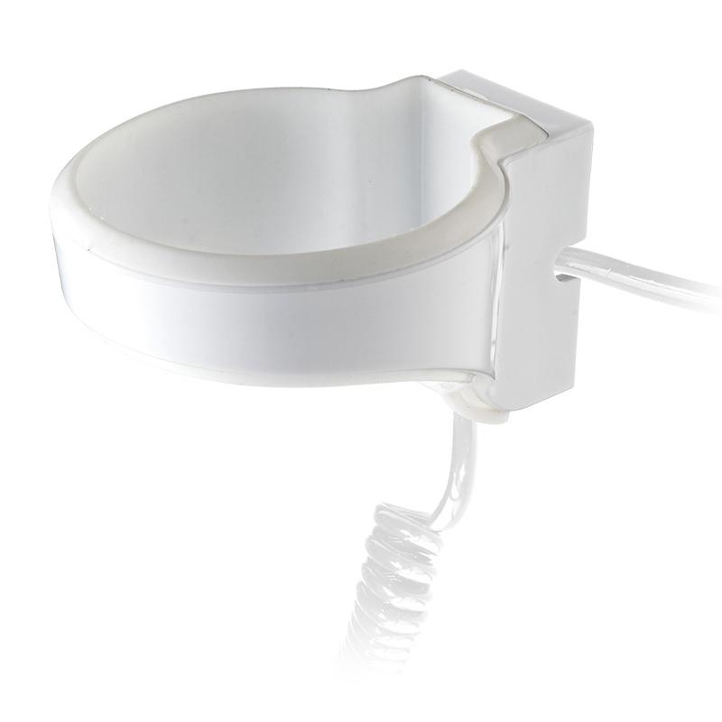 Στήριγμα τοίχου για σεσουάρ λευκό - Mursley