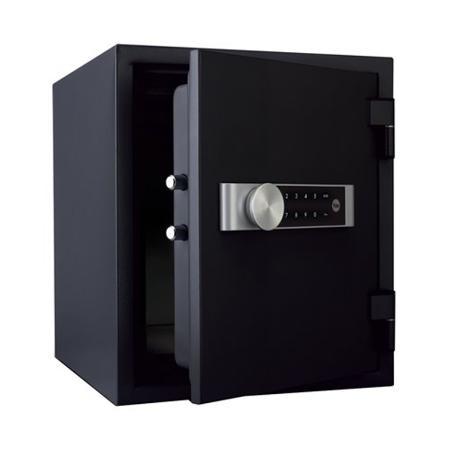 Πυράντοχο χρηματοκιβώτιο, Yale YFM/520/FG2, ανθρακί - 52,2 x 40,4 x 44,0