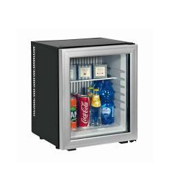 IndleB Breeze Τ30 PV Γυάλινη Πόρτα Mini bar