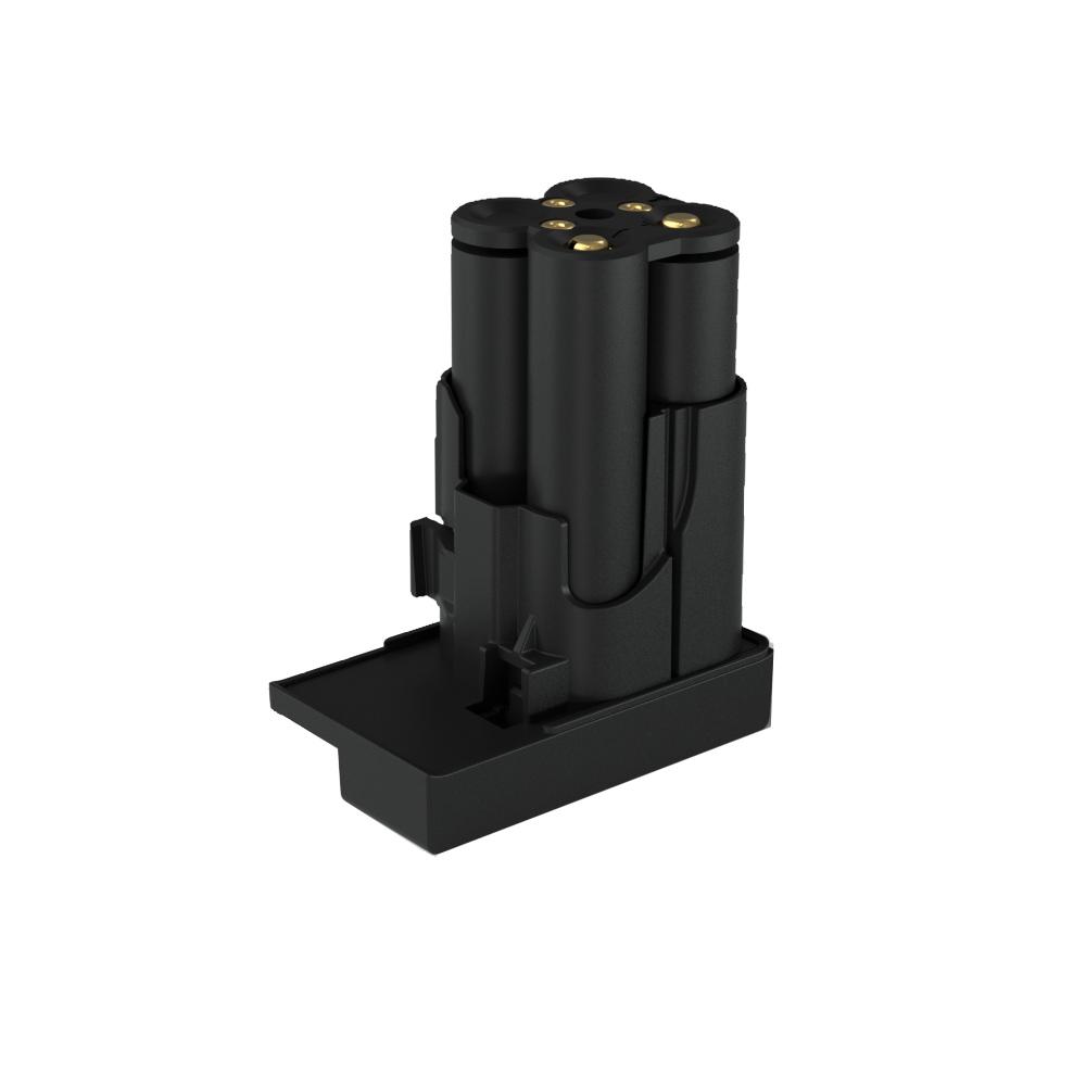 Επαναφορτιζόμενη μπαταρία Nuki Power Pack, μαύρο