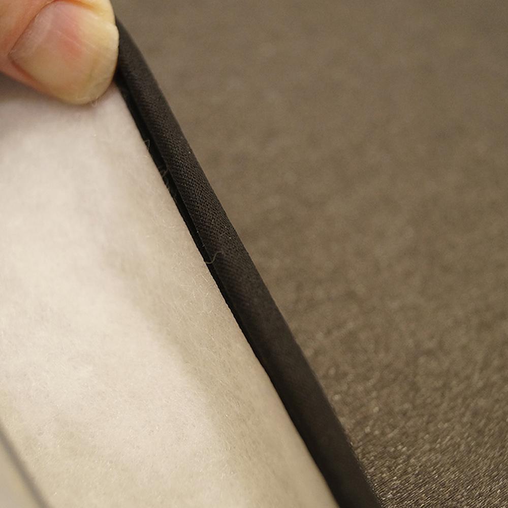Σιδερώστρα, Emberton Rothwell EH50383, Καλύμμα γκρι ανθρακί, πόδια ασημί - 97 x 33 cm