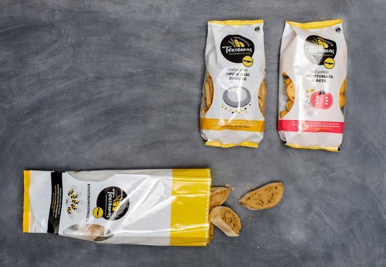 Τσατσάκης - Παραδοσιακά Κρητικά Προϊόντα