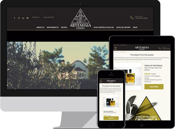 Artemisiaoliveoil.com