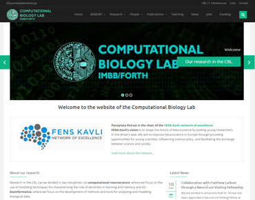Computational Biology Lab