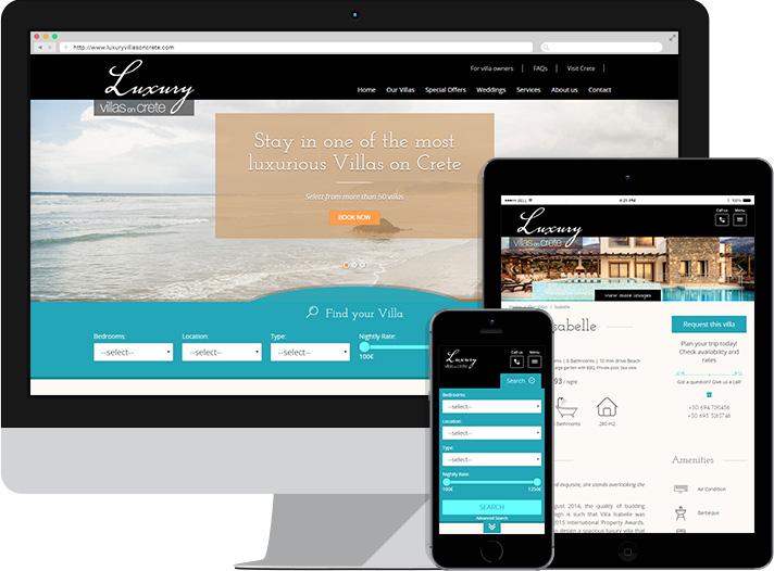 Luxuryvillasoncrete.com