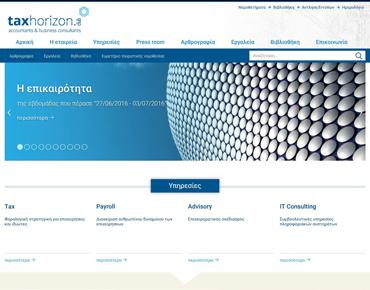 Τaxhorizon
