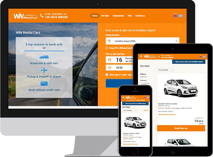 Winrentalcars.com