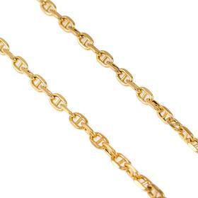 Αλυσίδα θήτα Φορτσετίνα σε χρυσό 14 ΚΤ.